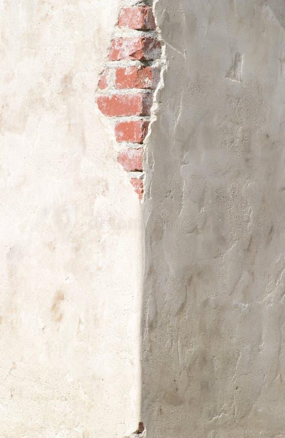 Ecke des Gebäudes stockbilder
