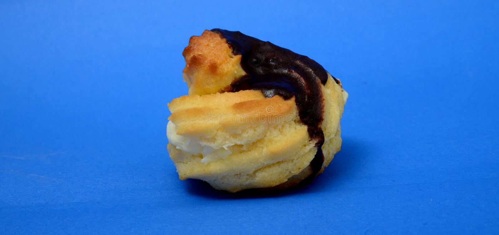 Eclair stock images