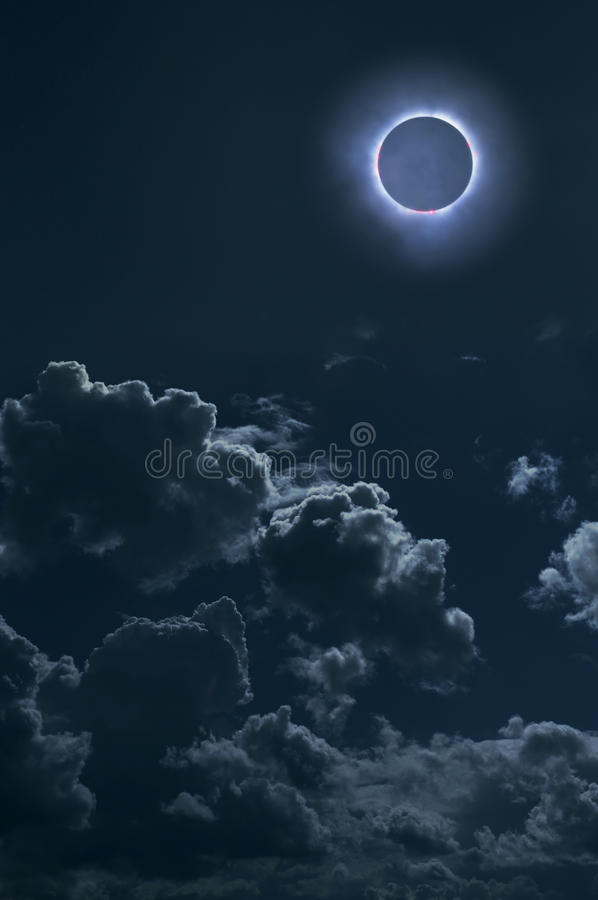 Free Eclipse Stock Image - 16566351