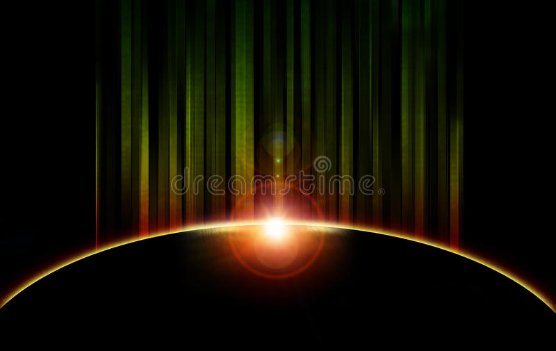 Eclipse Royalty Free Stock Photography