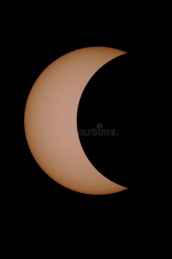 Eclipse stock de ilustración