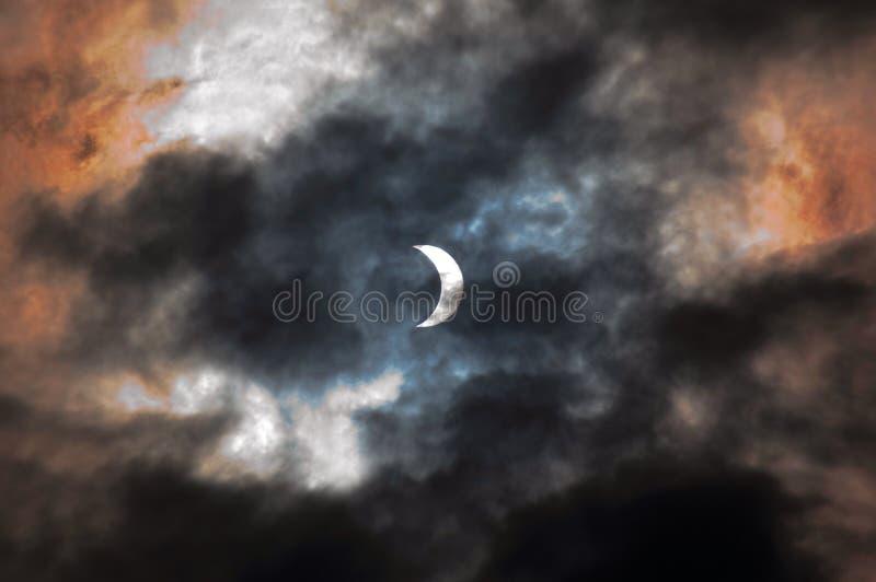 Eclipse fotografie stock libere da diritti