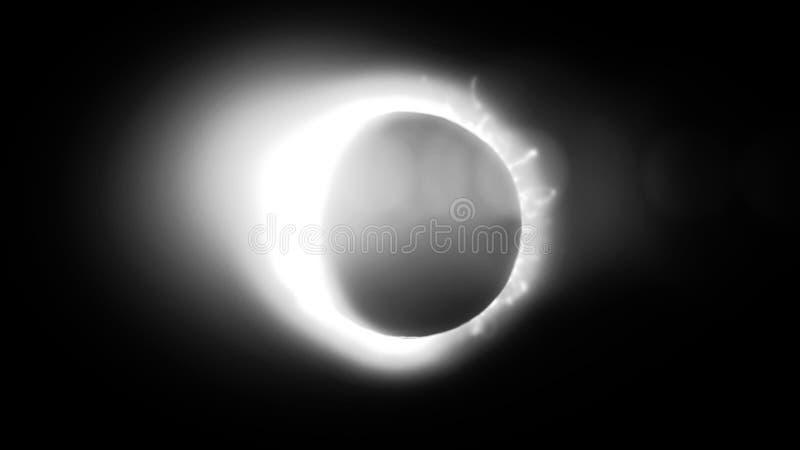 causas de los eclipses solares y lunares