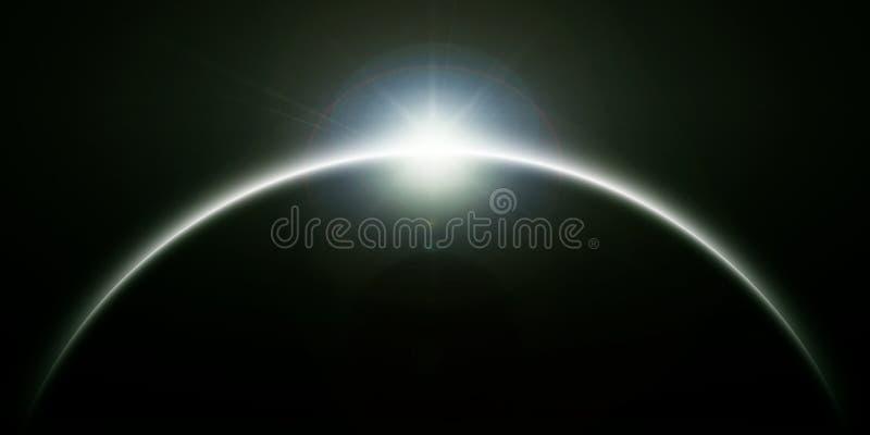 Eclipse vector illustration