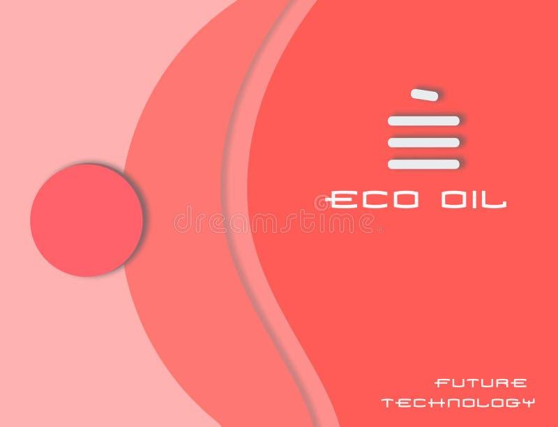 Eco年的油漆2019年:居住的珊瑚 色的多孔橡胶纹理  设计卡片pantone颜色2019季节 现代 向量例证