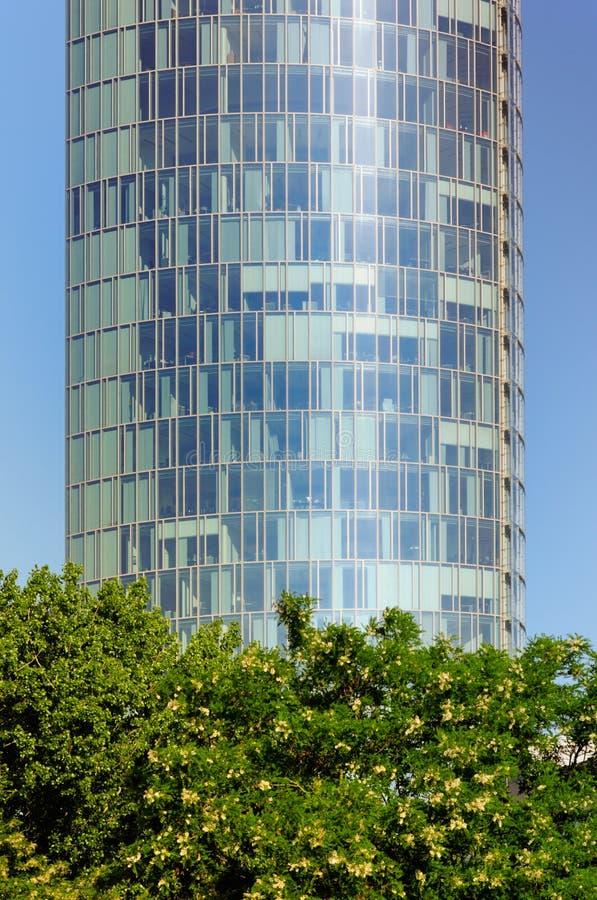 eco здания стоковая фотография rf