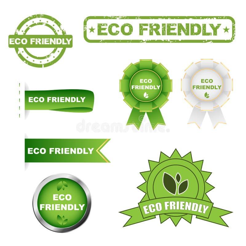 eco содружественное бесплатная иллюстрация