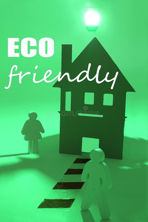 Eco-содружественно стоковое изображение rf