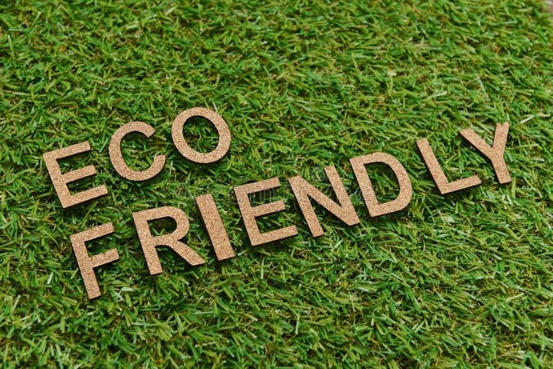 Eco содружественное стоковые изображения