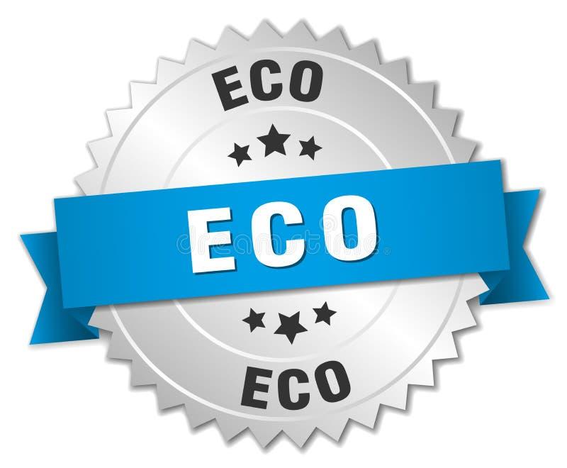 Eco illustration stock