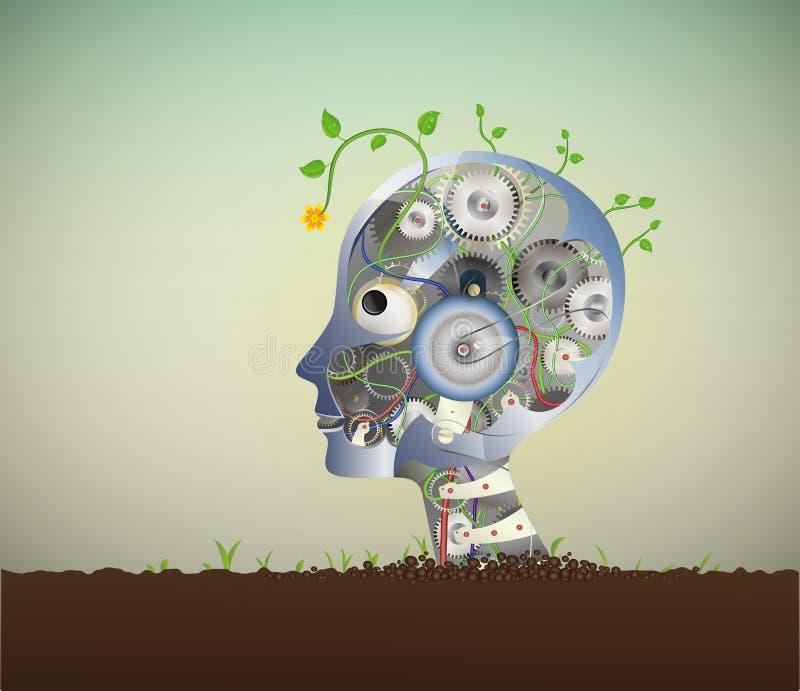 Eco libre illustration