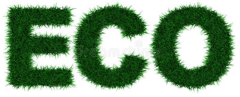 eco ελεύθερη απεικόνιση δικαιώματος