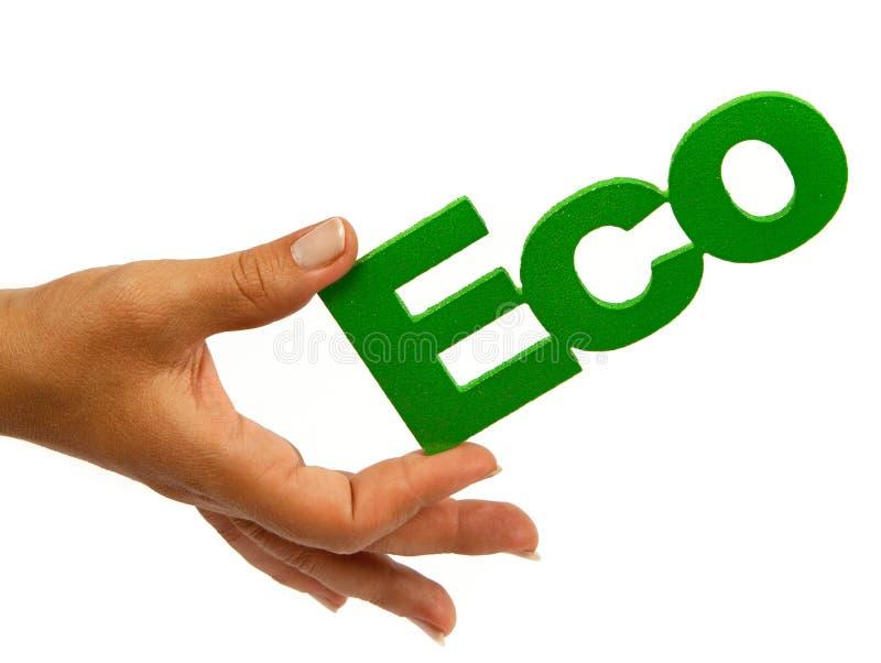 Eco fotografia de stock