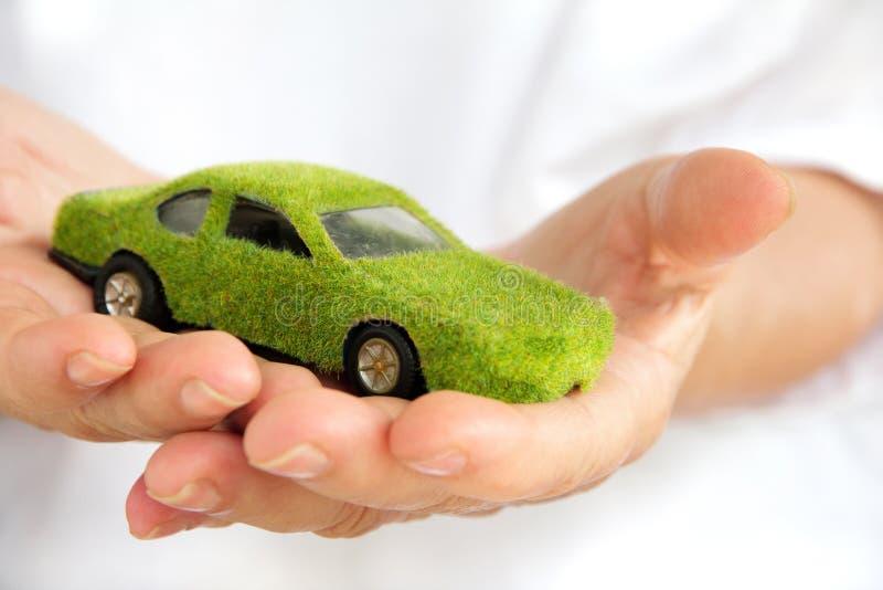 Eco Autoikone stockbilder