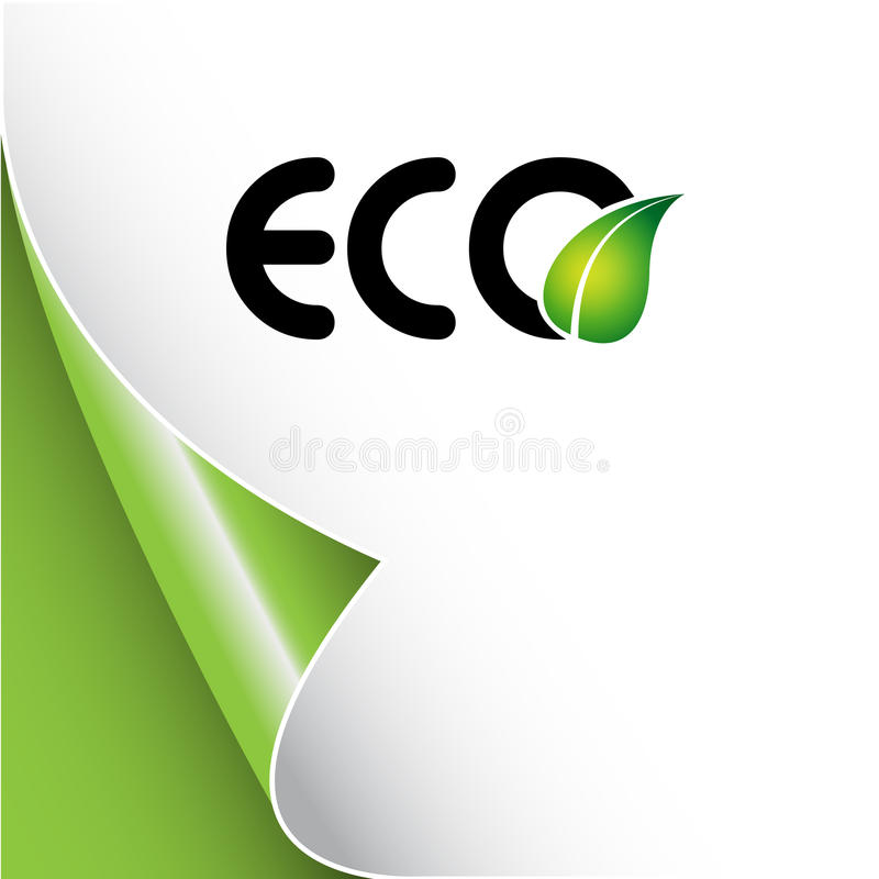 Download Eco backgorund stock vector. Image of cover, illustration - 22986754