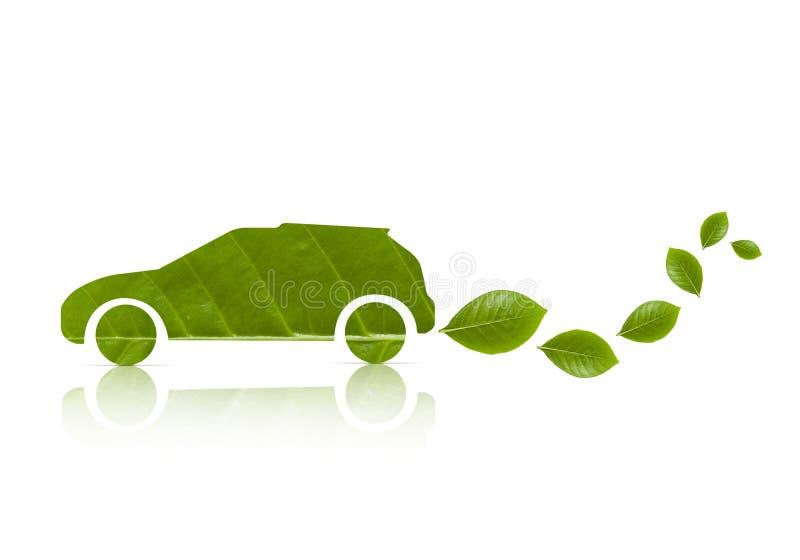 Eco bil III fotografering för bildbyråer