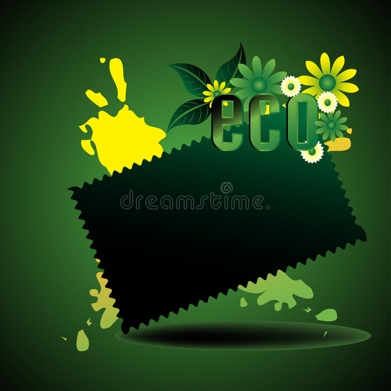 Download Eco concept stock vector. Image of fresh, illustration - 19401605