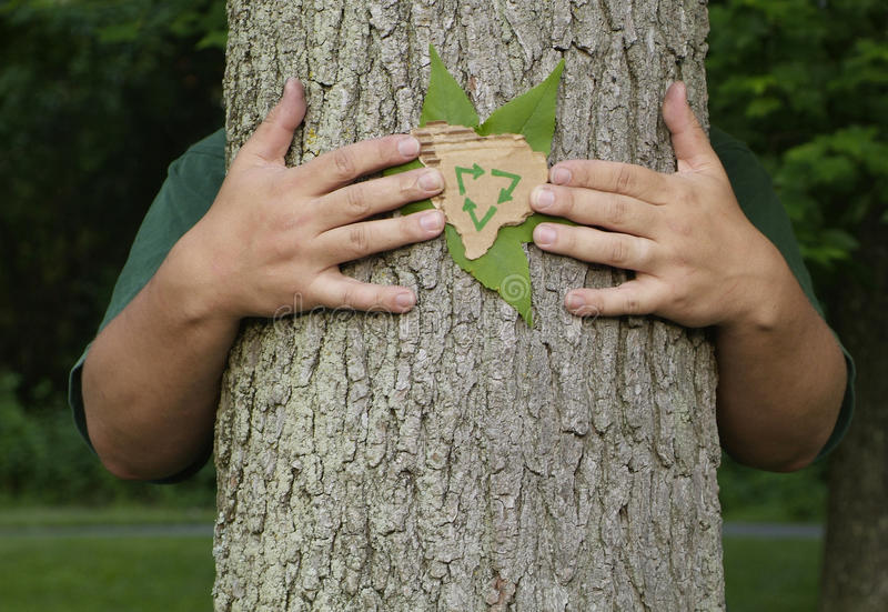 Download Eco Conservation People Recycling Stock Photo - Image: 9811770
