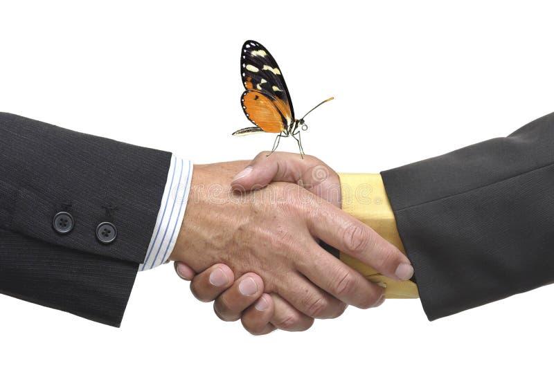 Download Eco deal stock image. Image of formal, career, gesture - 8598991