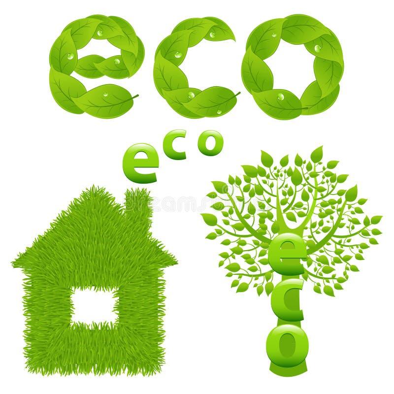 Download Eco Design Elements. Vector Stock Photos - Image: 15948493