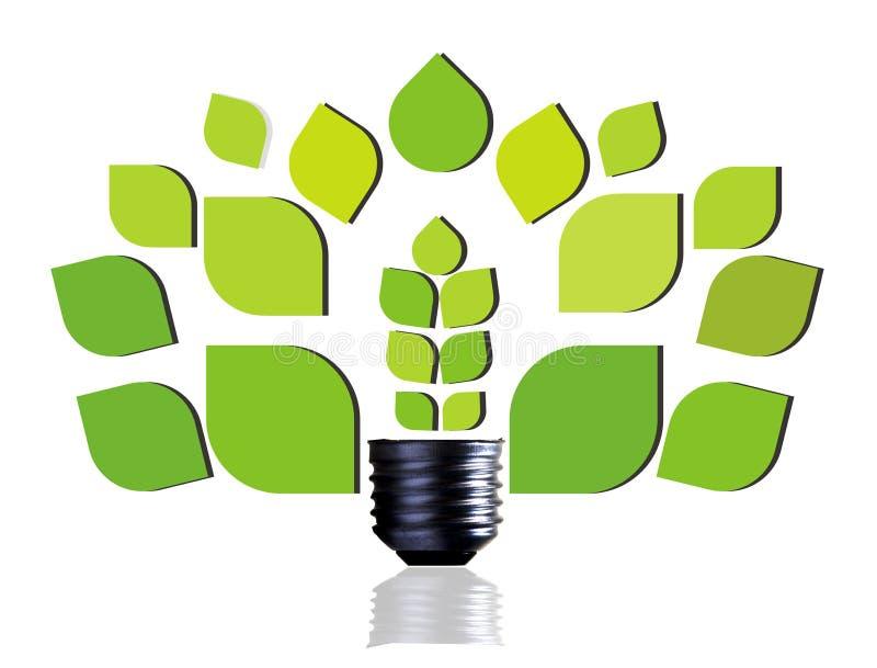 Eco Energy Royalty Free Stock Image