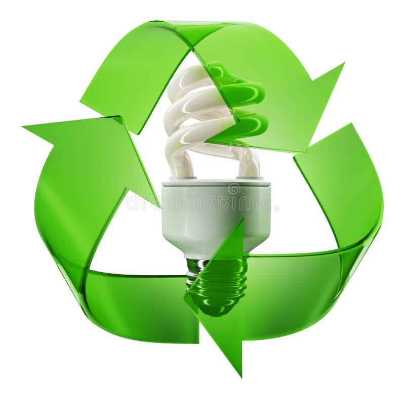 Download Eco energy stock illustration. Illustration of glass - 34602172