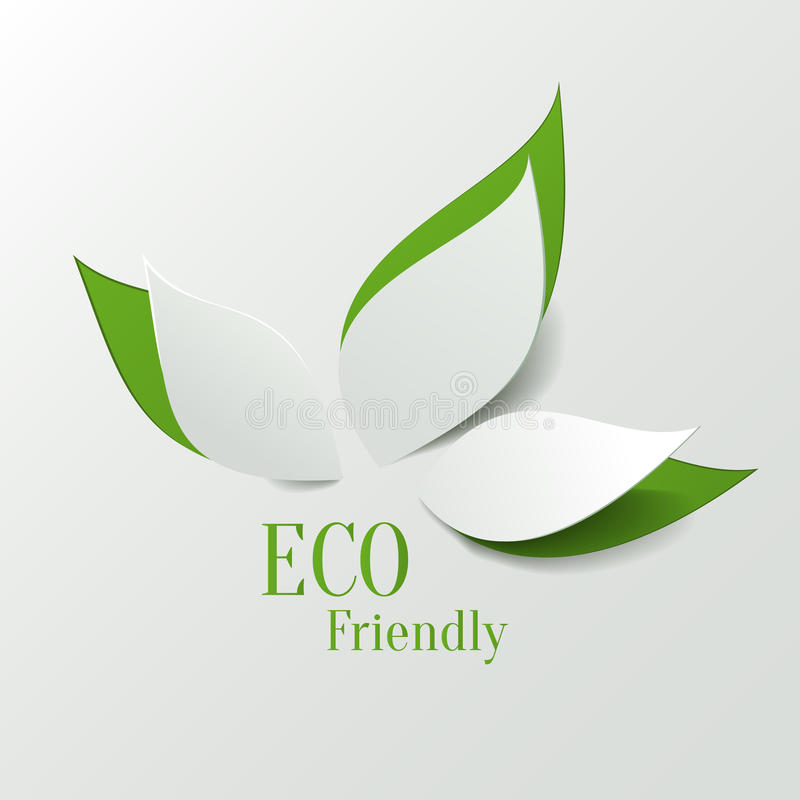 Download Eco friendly background stock vector. Illustration of graphic - 30413683