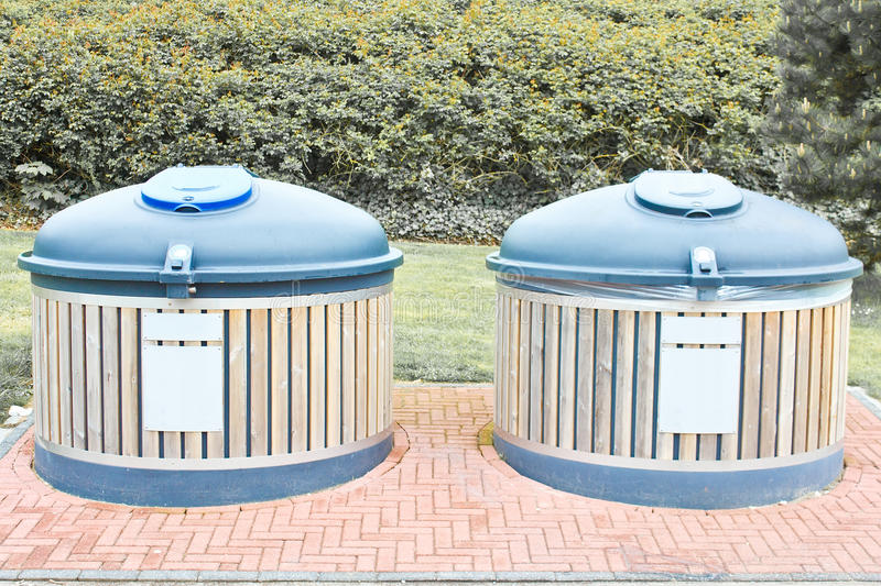 Download Eco Friendly Recycle Bin Royalty Free Stock Image - Image: 24688836