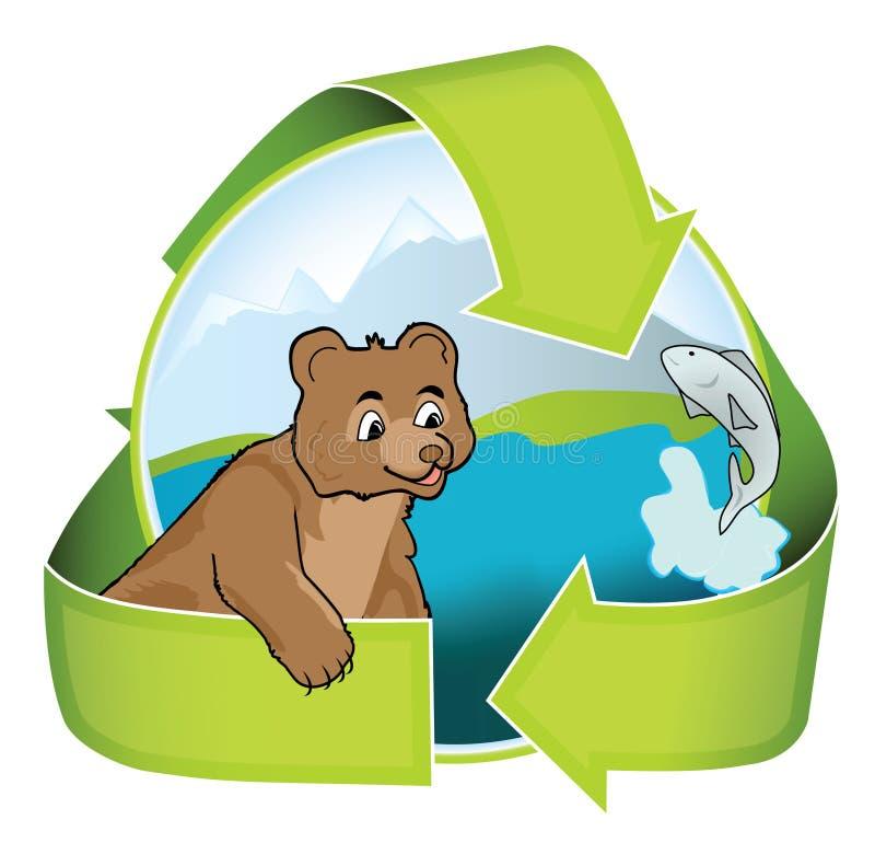 Eco Friendly Tourism Logo Stock Photos