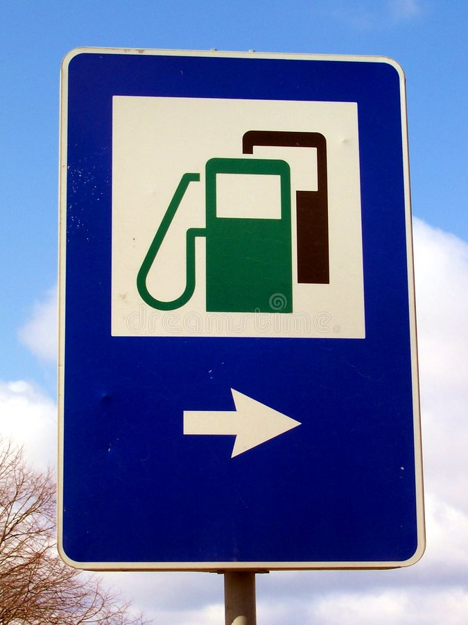 Eco Fuel Royalty Free Stock Images