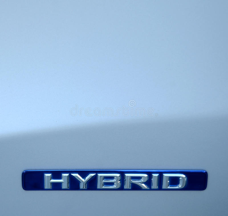 Download Eco Hybrid Car Royalty Free Stock Photography - Image: 22963047