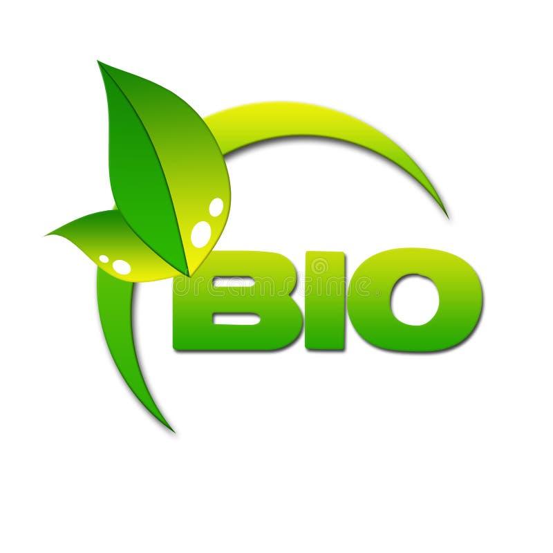 Eco icon stock photos