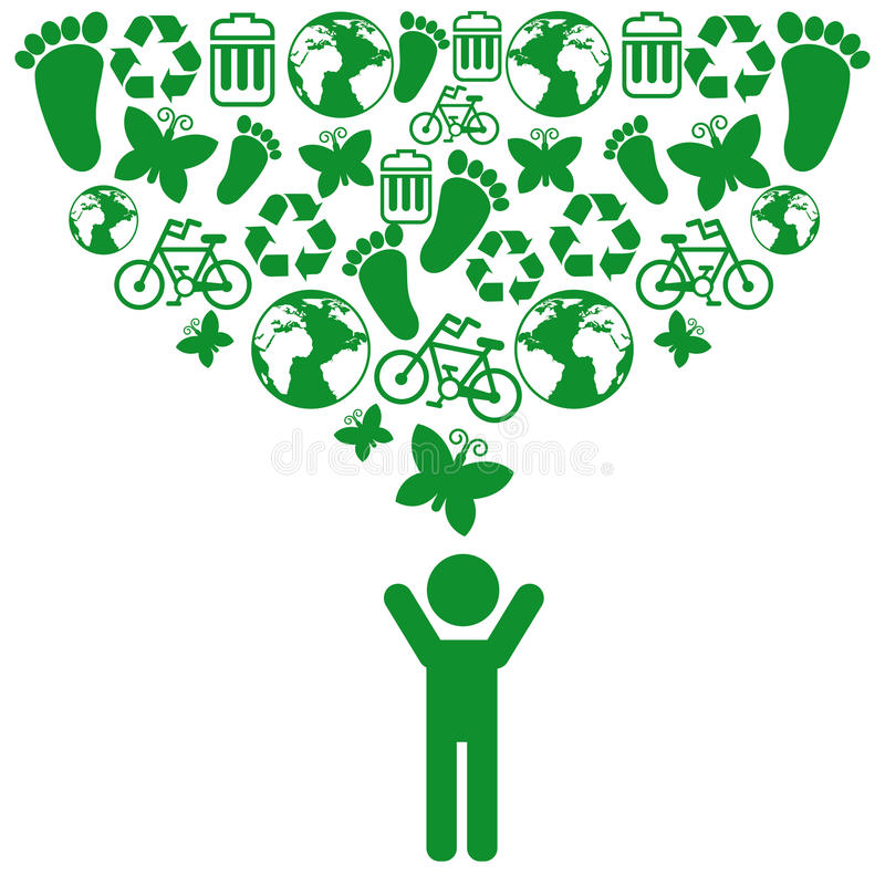 Download Eco Icons Royalty Free Stock Images - Image: 33589579