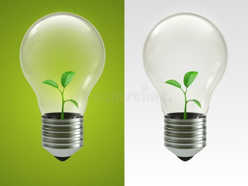 Download Eco Lamp stock photo. Image of creative, electric, ideas - 16485678