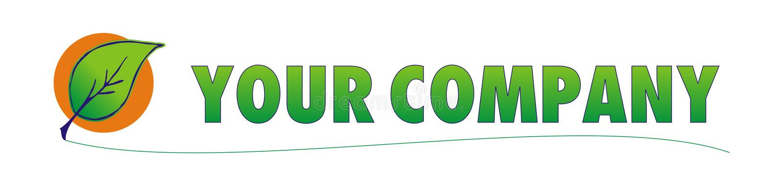 Download Eco Logo Royalty Free Stock Photography - Image: 10894277