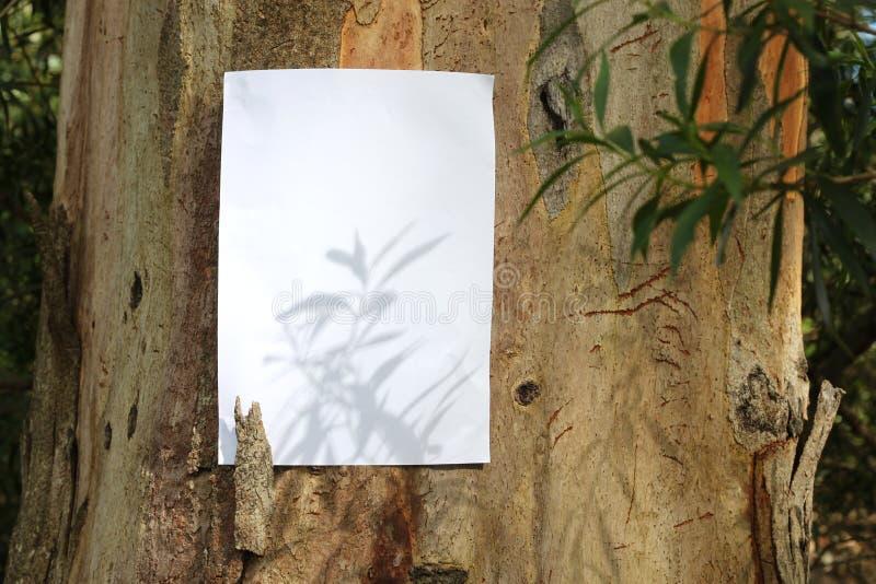 Eco Notice stock photos