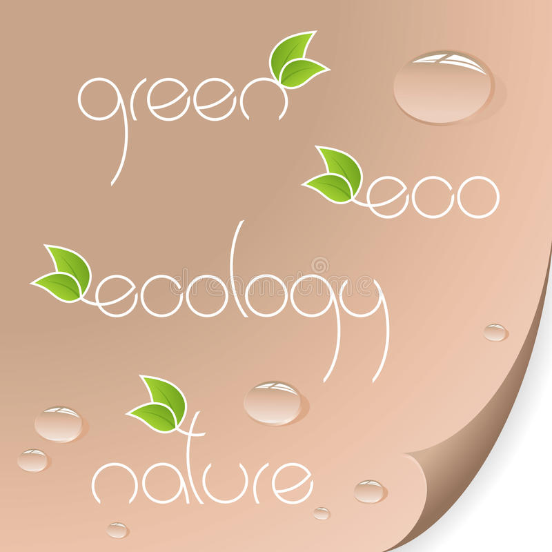 Download Eco and organic logos stock vector. Illustration of curve - 11765025