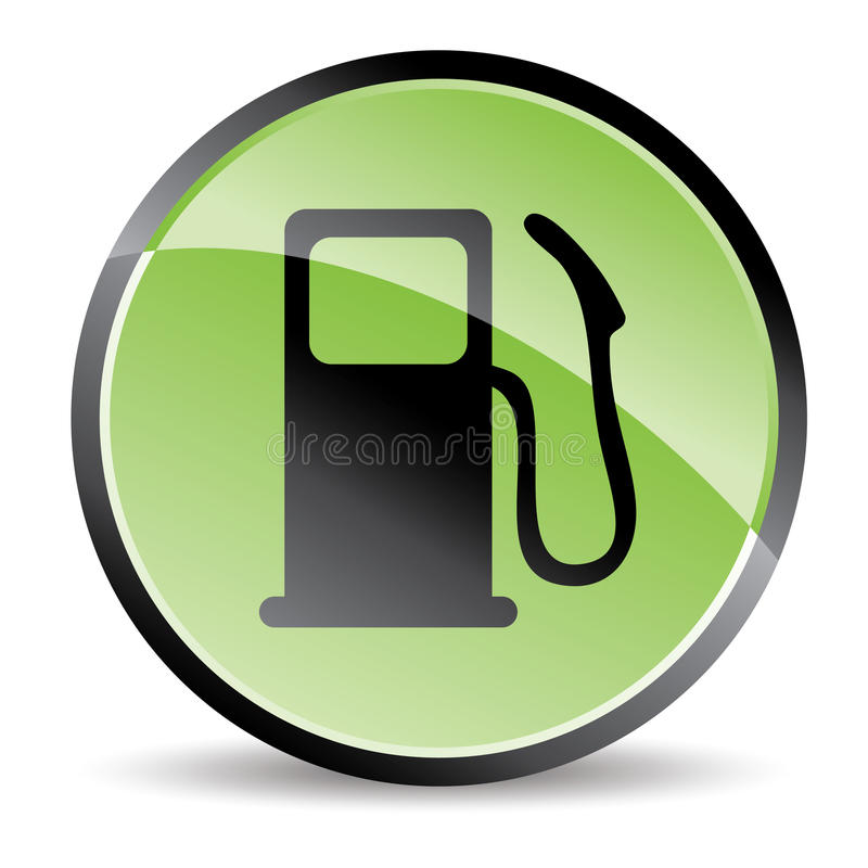 Download Eco pump icon stock vector. Image of industry, abstract - 10077076