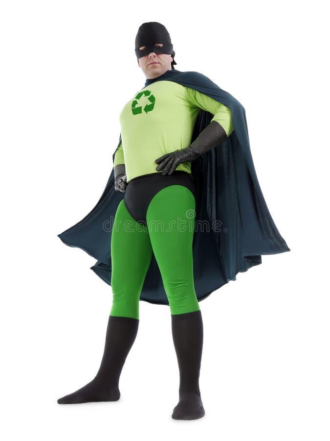 Download Eco superhero stock photo. Image of clean, power, arrow - 30023994