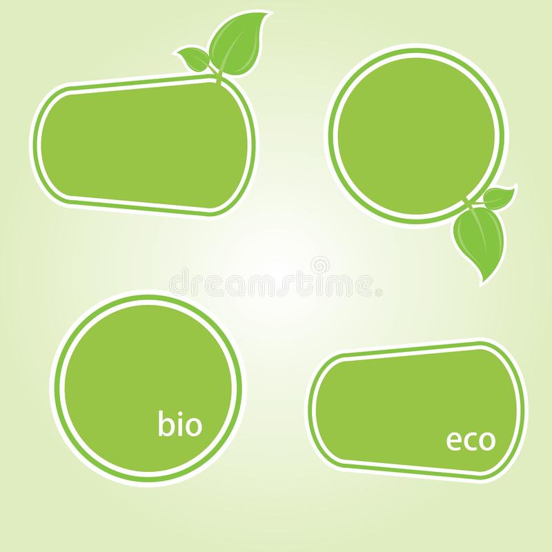 Download Eco tags stock vector. Illustration of concept, ecological - 28273261