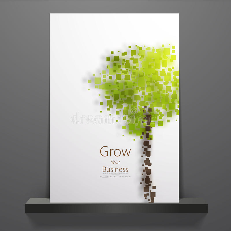 Eco Theme Flyer Template Or Corporate Banner Design, Can Be Use For ...