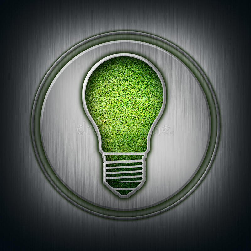Eco zieleń fotografia stock