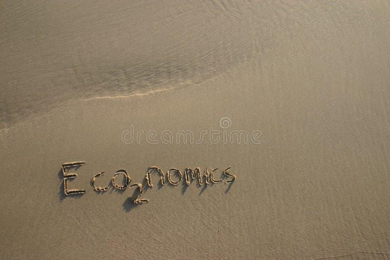 eco2nomics zdjęcie stock