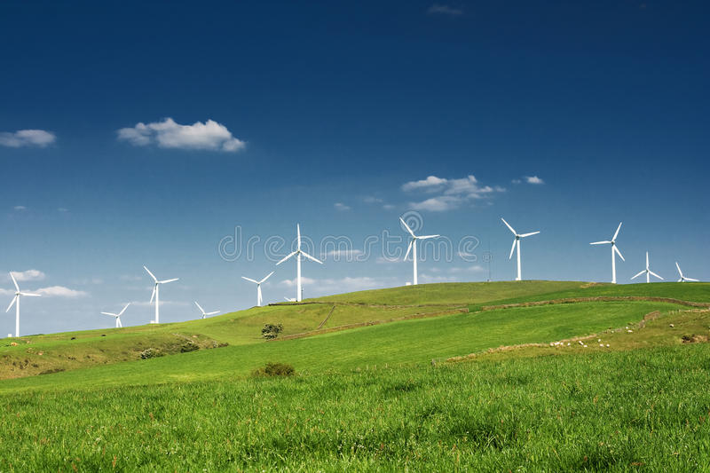 Ecofriendly Energy stock image