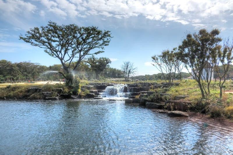 Download Ecoland Theme Park, Jeju Island Stock Photo - Image of nature, reflection: 34924564