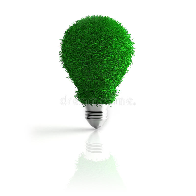 ecologic energi arkivbilder