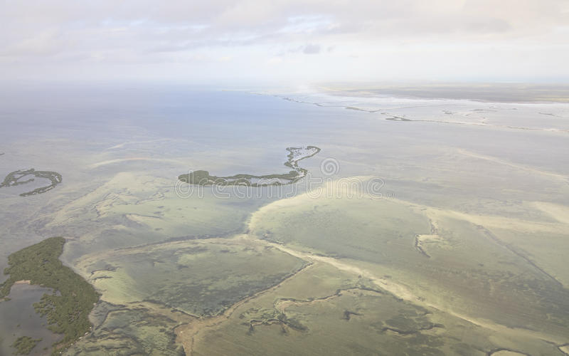 Download Ecological Catastrophe The Dam In The Atlantic Ocean. Stock Photo - Image of cayo, atlantic: 30600432