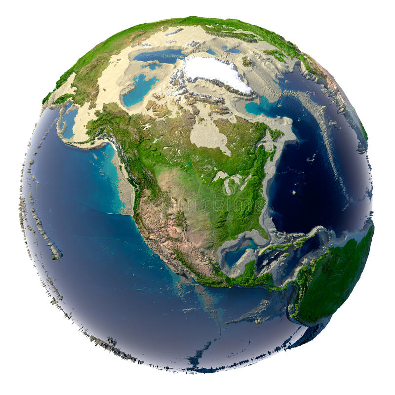 Free Ecological Catastrophe Of The Earth Royalty Free Stock Photo - 16451665