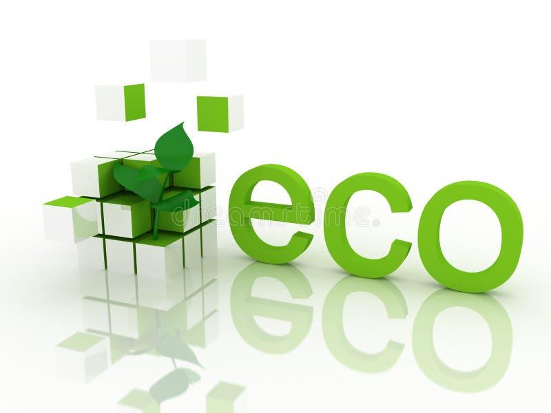 Download Ecological concept stock illustration. Image of global - 13035625