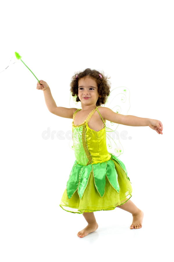 Download Ecological Fairy stock image. Image of green, halloween - 12465749